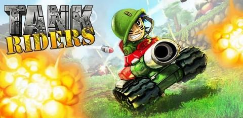 Tank Riders: un jeu de chars en 3D sur Android