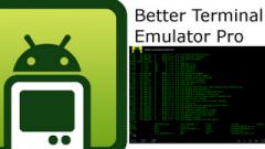 Read more about the article Better Terminal Emulator Pro: Un émulateur de terminal!