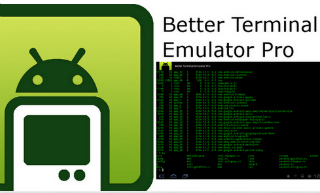Better Terminal Emulator Pro: Un émulateur de terminal!
