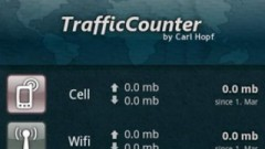 Traffic Counter Pro: Contrôler votre forfait!