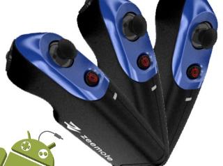 Zeemote Controller: Un Joystick pour jouer sur Android!