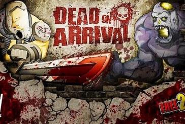 Dead on Arrival: un jeu de shoot survitaminé