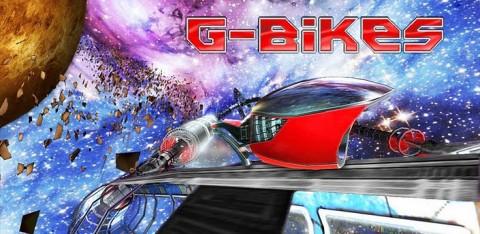 GBIkes, un jeu de course futuriste sympa