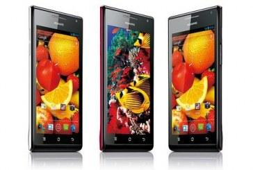 CES 2012: De l'ultra fin chez Huawei