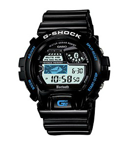 Read more about the article G-SHOCK : montres CASIO compatibles Android