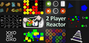 2 Joueurs Reactor b