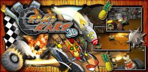Tiki Kart 3D c