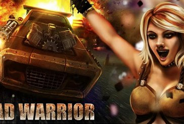 Road Warrior: un jeu de course bien bourrin !