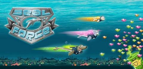 Read more about the article Seal Force: Sauvez les océans de l'empoisonnement