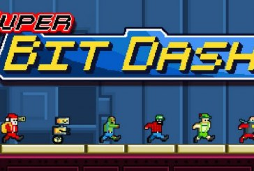 Super Bit Dash: un jeu de plateforme old school !