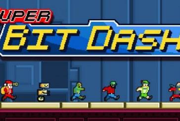 Super Bit Dash: un jeu de plateforme old school !