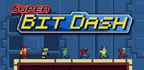 Read more about the article Super Bit Dash: un jeu de plateforme old school !