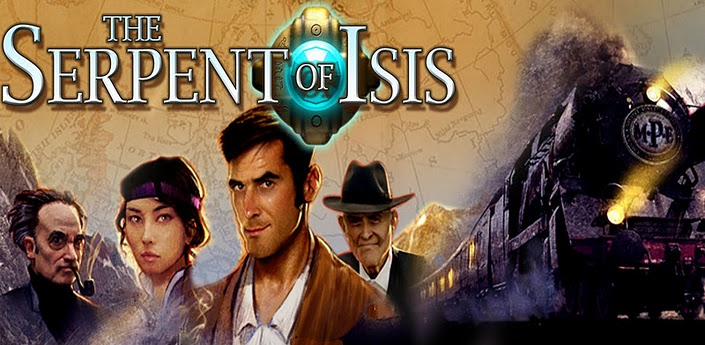 The Serpent of Isis une