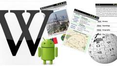 Wikipédia arrive sur Android