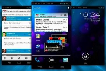 Holo sera le thème d'Android 4.O et puis c'est tout !