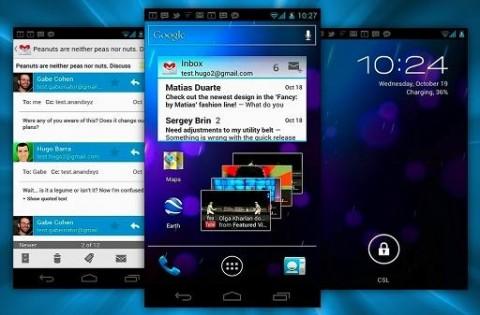 Read more about the article Holo sera le thème d'Android 4.O et puis c'est tout !