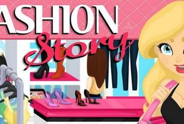 Fashion Story: Gérez votre boutique de fringues !