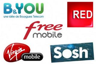 Forfait téléphone Mobile: Récapitulatif des offres disponibles