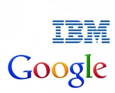 Brevets: Google se fournit chez IBM