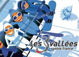 Les 3 Vallées: Application officielle du plus grand domaine skiable du monde!