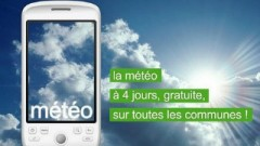Météo Pocket: La météo de votre commune à 3 jours et gratuitement!