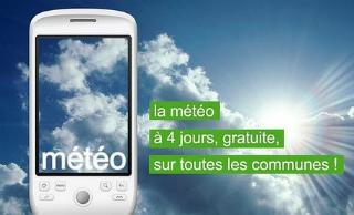 Read more about the article Météo Pocket: La météo de votre commune à 3 jours et gratuitement!