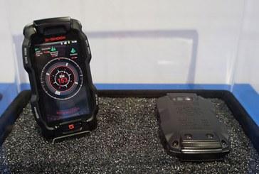 Un smartphone Casio pour les aventuriers