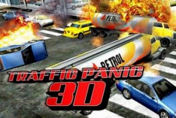 Traffic Panic 3D: Savez-vous gérer une circulation ?
