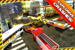 Traffic Panic 3D b