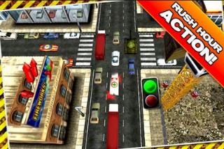 игра trafic 3