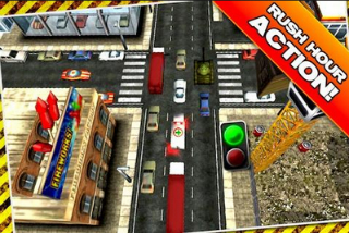 Traffic Panic 3D c