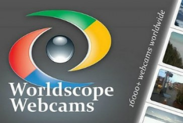 Worldscope Webcams: Plus de 16 000 webcams dans le monde!