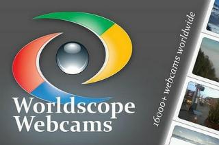 Worldscope Webcams: Plus de 16 000 webcams dans le monde!