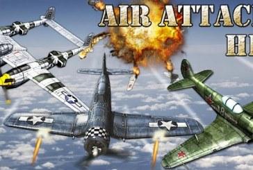 AirAttack HD Part 1: Un shoot vertical survitaminé