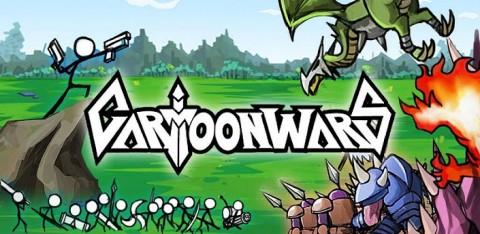Cartoon Wars: Simple et efficace