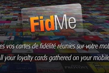 FidMe: Regroupez toutes vos cartes de fidélité