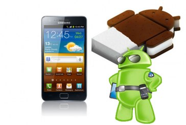 Flasher votre Galaxy S2 avec Ice Cream Sandwich