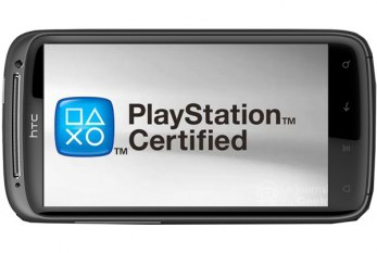 HTC: vers une certification Playstation ?