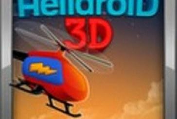 Helidroid 3D : pilotez un hélico