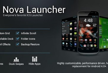 Nova Launcher: Un launcher alternatif de qualité
