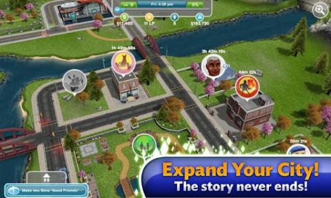Sims b