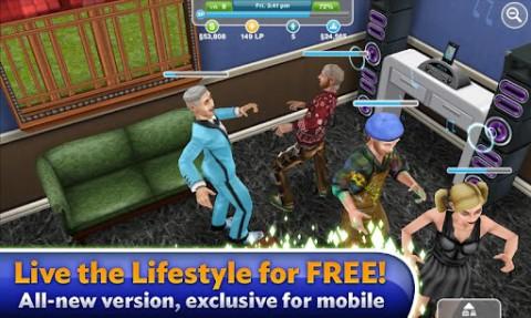 Sims c