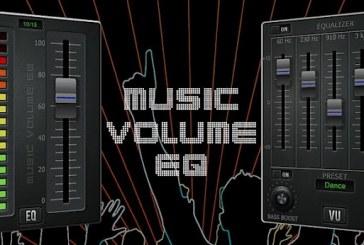 Music Volume EQ: Améliorez votre environnement musical