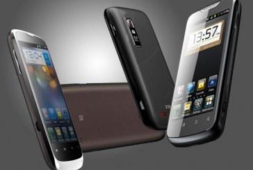 ZTE: Deux nouveaux smartphones pour le MWC de Barcelone