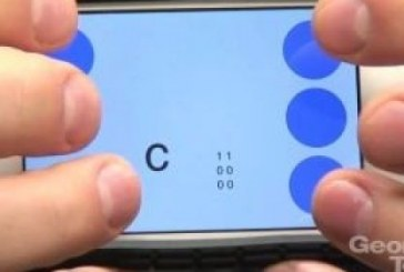 Braille Touch: une application pour le braille en approche