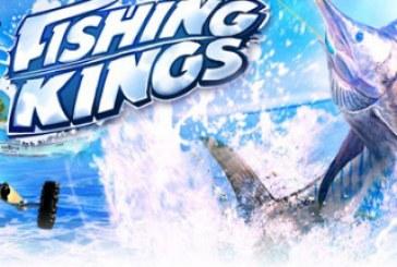 Fishing Kings: Un jeu de pêche sur mobile!