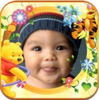 Kids Photo Frames: Customisez les photos de vos enfants! - Android