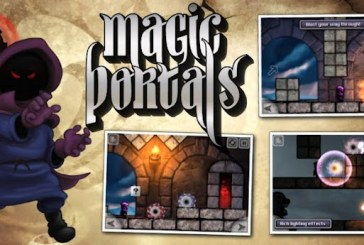 Magic Portals: Un puzzle game addicitf dans le style de Portal