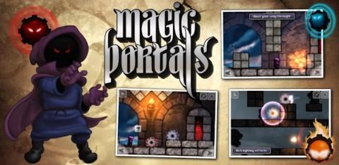 Magic Portals: Un puzzle game addicitf dans le style de Portal
