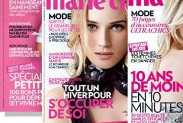 Marie Claire: Le magazine arrive sur Android!